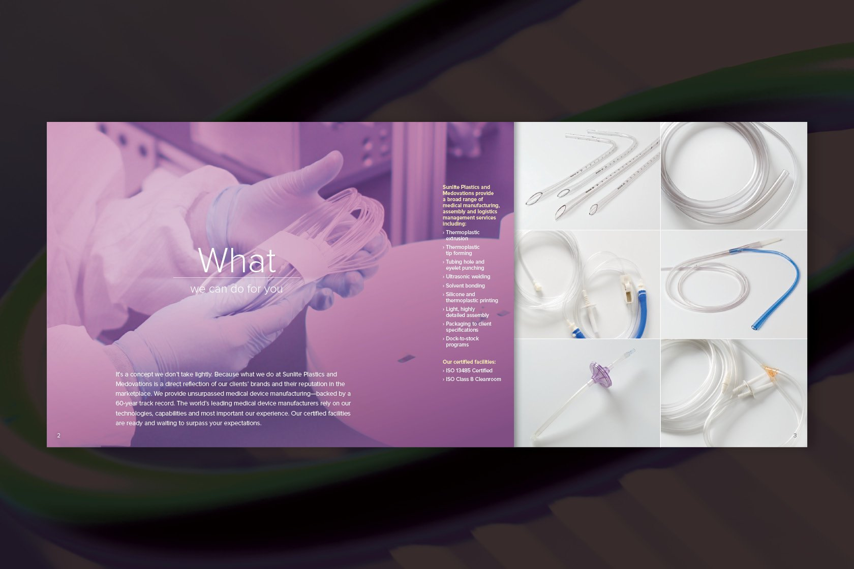 medovations manufacturing brochure